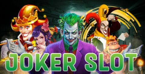 JOKER SLOT หรือ โจ๊กเกอร์สล็อต เกมสล็อตค่ายดัง ทางเข้า JOKER เครดิตฟรี ทดลองเล่นสล็อตJOKER